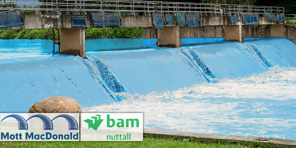 Mott MacDonald and BAM win Flood Defence Scheme