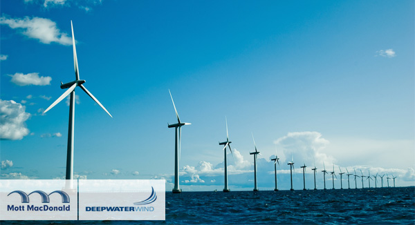 Mott McDonald advises on first US offshore wind farm