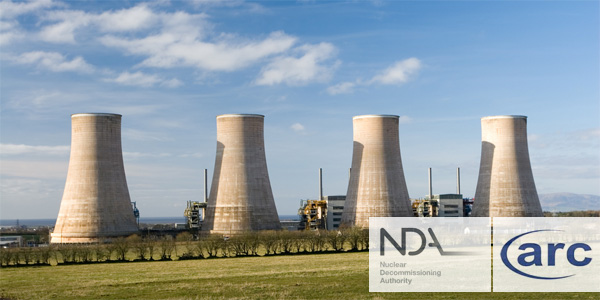 NDA awards ARC Nuclear Services Framework contract renewal