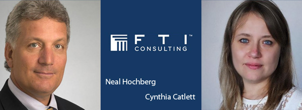 Neal Hochberg and Cynthia Catlett - FTI Consulting