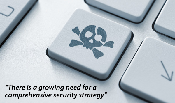 Need for a comprehensive security strategy