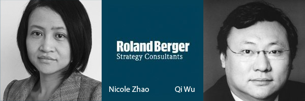 Nicole Zhao and Qi Wu - Roland Berger