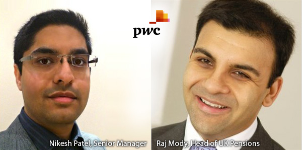 Nikesh Patel and Raj Mody - PwC