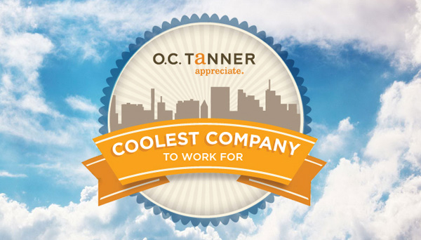 O.C Tanner, coolest companies
