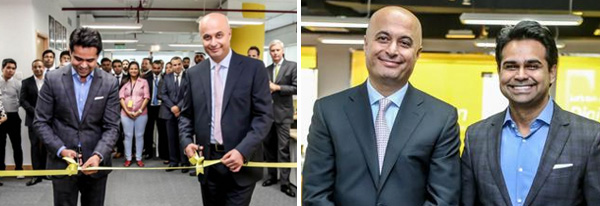 Opening of Digital innovation center in Dubai