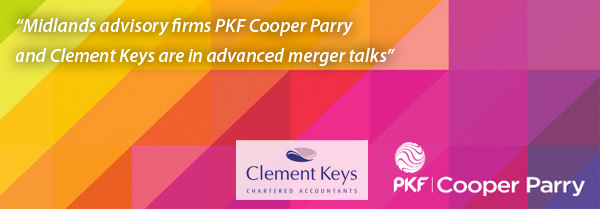PKF Cooper Parry and Clement Keys set to merge