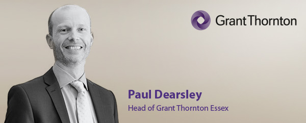 Paul Dearslay - Grant Thornton
