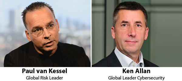 Paul van Kessel and Ken Allan - EY