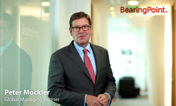Peter Mockler - Global Managing Partner