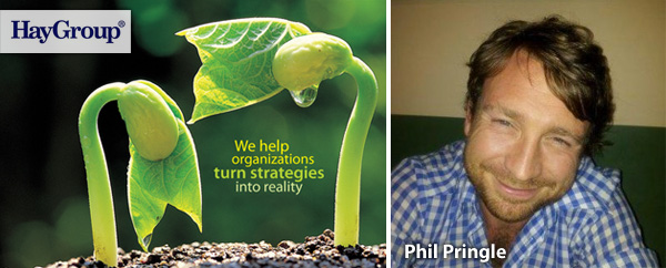 Phil Pringle - Hay Group