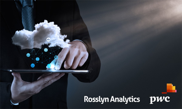 PwC & Rosslyn Analytics enter in business relationship