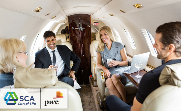 PwC under fire for using corporate jets of client