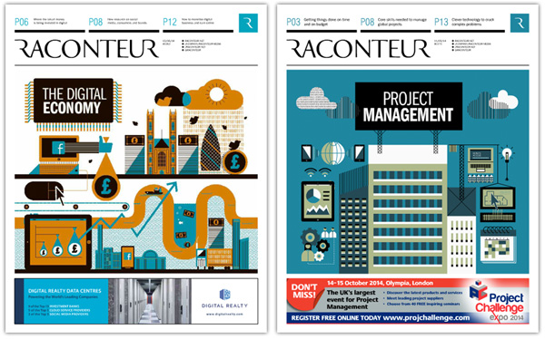Raconteur - The Digital Economy and Project Management