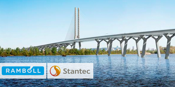 Ramboll and Stantec review New Champlain Bridge Corridor project