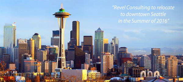 Revel Consulting to relocate to downtown Seattle