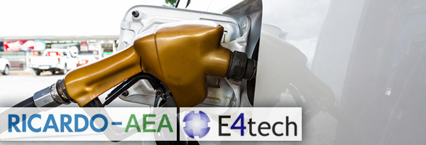 Ricardo-AEA and E4tech run hydrogen refuelling station competition