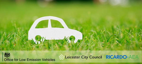 Ricardo-AEA helps Leicester with ULEV funding