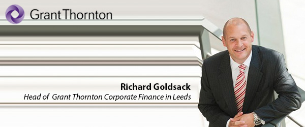 Richard Goldsack, Grant Thornton