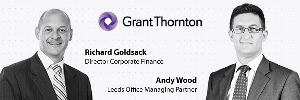 Richard Goldsack and Andy Wood - Grant Thornton