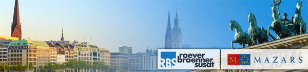 Roever Broenner Susat joins Mazars in Germany