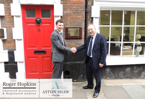 Aston Shaw buys Norwich based advisory Roger Hopkins