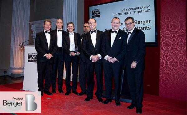 Roland Berger - M&A Consultancy of the Year - Strategic