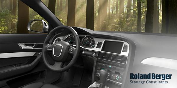 Roland Berger Autonoom rijden onderzoek driving study