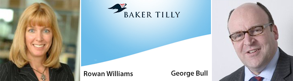 Rowan Williams & George Bull - Baker Tilly