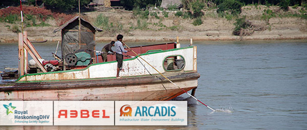 Royal HaskoningDHV, Rebel group and Arcadis win contract Myanmar