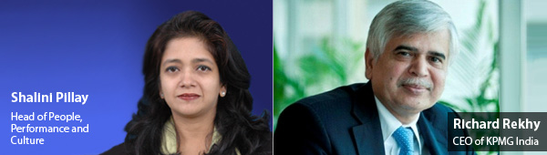 Shalini Pillay and Richard Rekhy