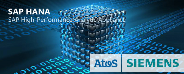 Siemens awards Atos big SAP HANA services contract