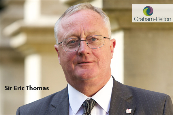 Sir Eric Thomas - Graham-Pelton Consulting
