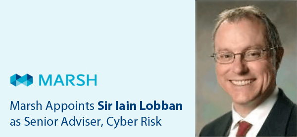 Sir lain Lobban - Marsh