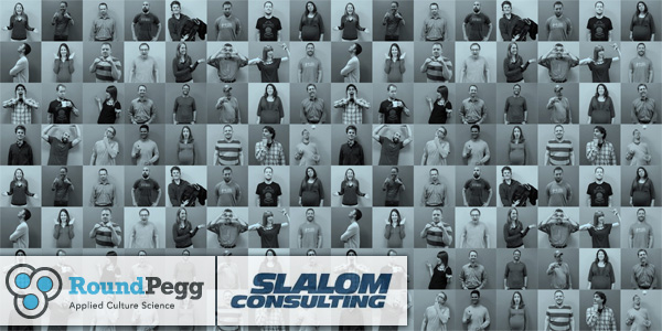 Slalom Consulting partners with culture firm RoundPegg