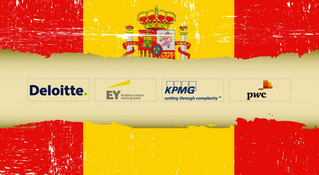 Spain is hiring Big4 firms for independent audit banking
