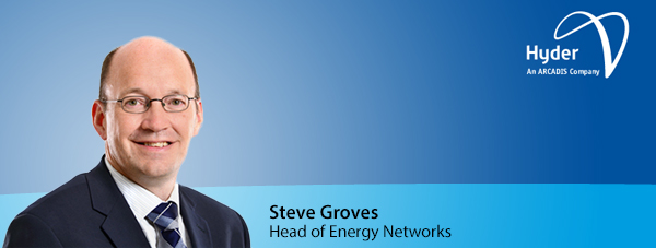 Steve Groves, Hyder Consulting