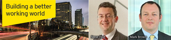 Steve Holt - Mark Brown - EY