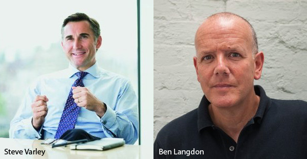 Steve Varley and Ben Langdon
