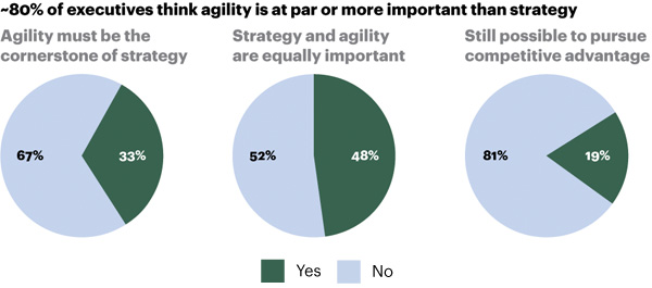 Strategy vs. Agility