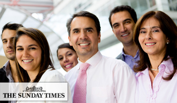 Sunday Times Best Companies To Work For