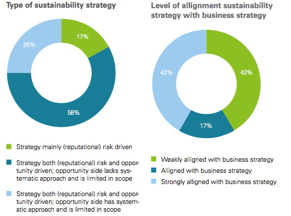 Sustainability strategies of banks