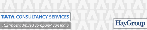 TCS Most Admired Company India