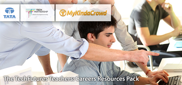 TSC - The TechFutures Teachers: Careers Resources Pack