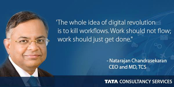 Tata Consultancy Services - Digital Revolution