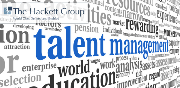 The Hackett Group Talentmanagement