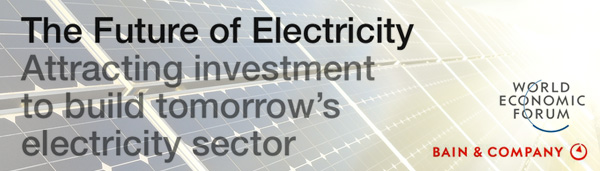 The Future of Electricity - Bain & Company and WEF