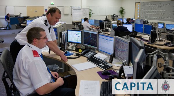 The South Wales Police expands control room solutions