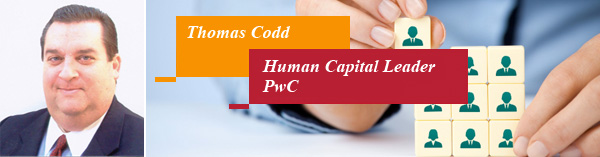 Thomas Codd - Human Capital Leader PwC