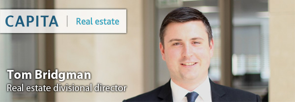 Tom Bridgman - Capita Real Estate