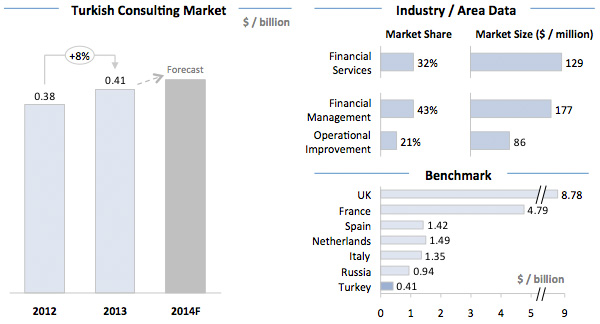 Turkish Consulting Market